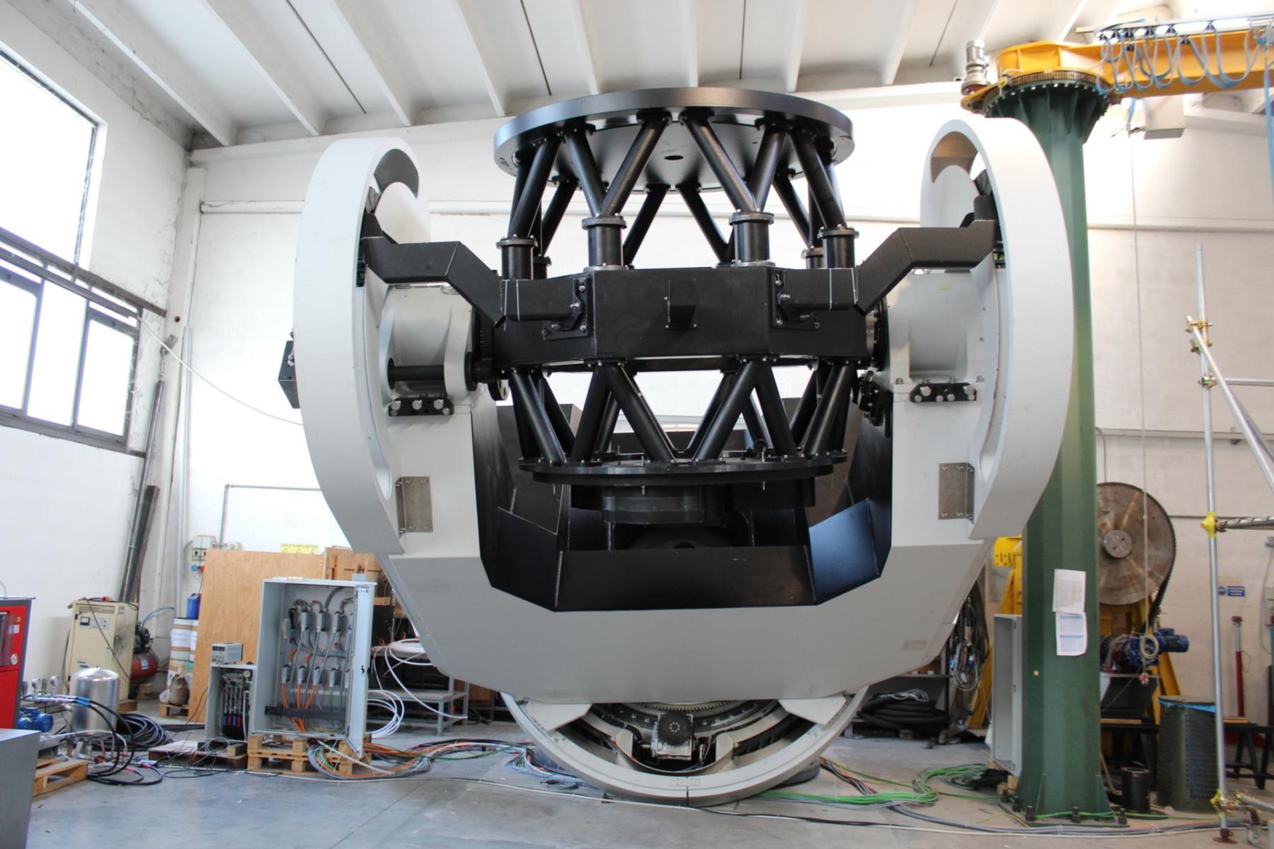 Optika z Turnova pomůže chránit Zemi před nebezpečnými tělesy z kosmu