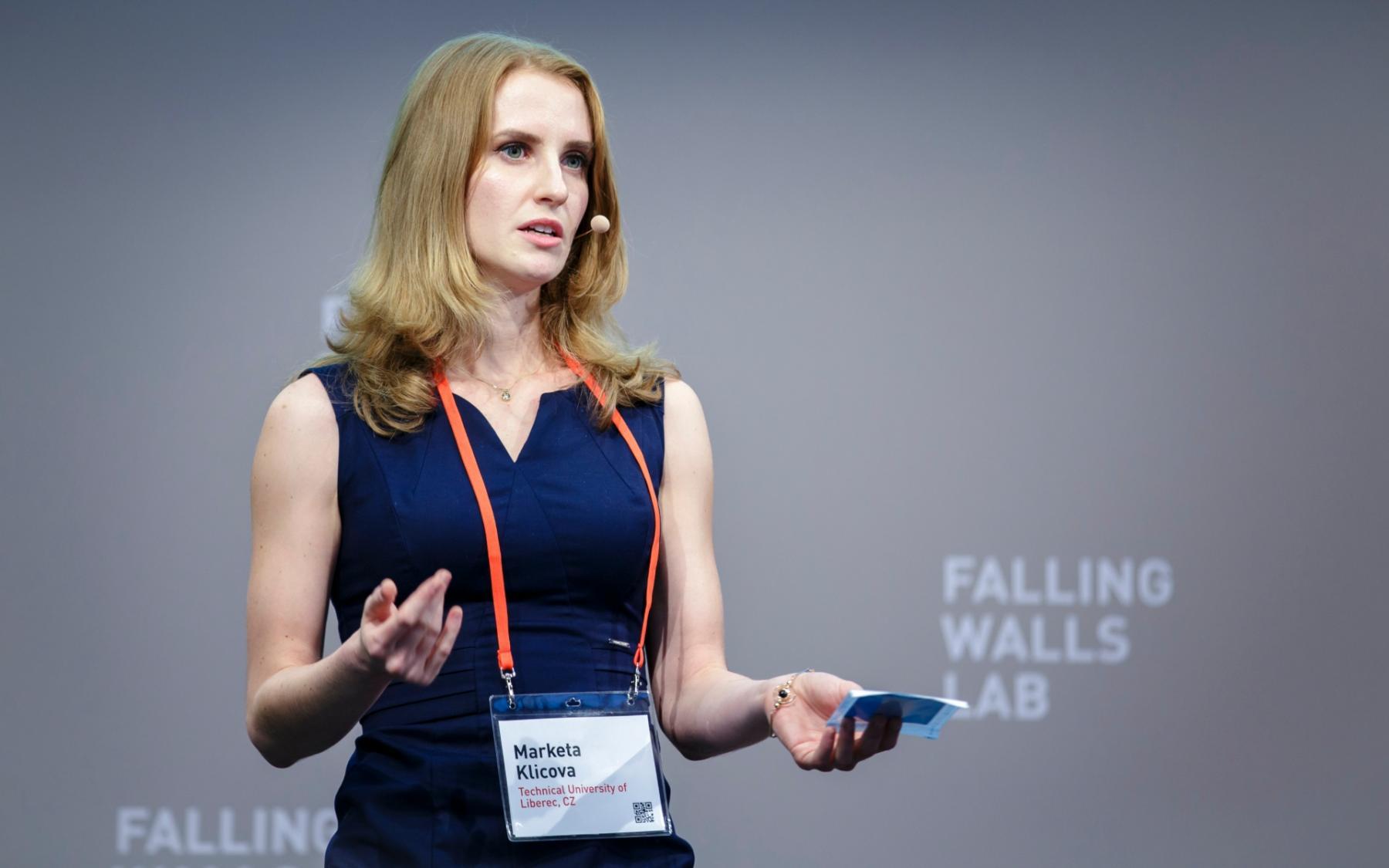 Markéta Klíčová: Vědci pracují tvrdě a čestně. Úspěchy pomohou zlepšit obraz vědy