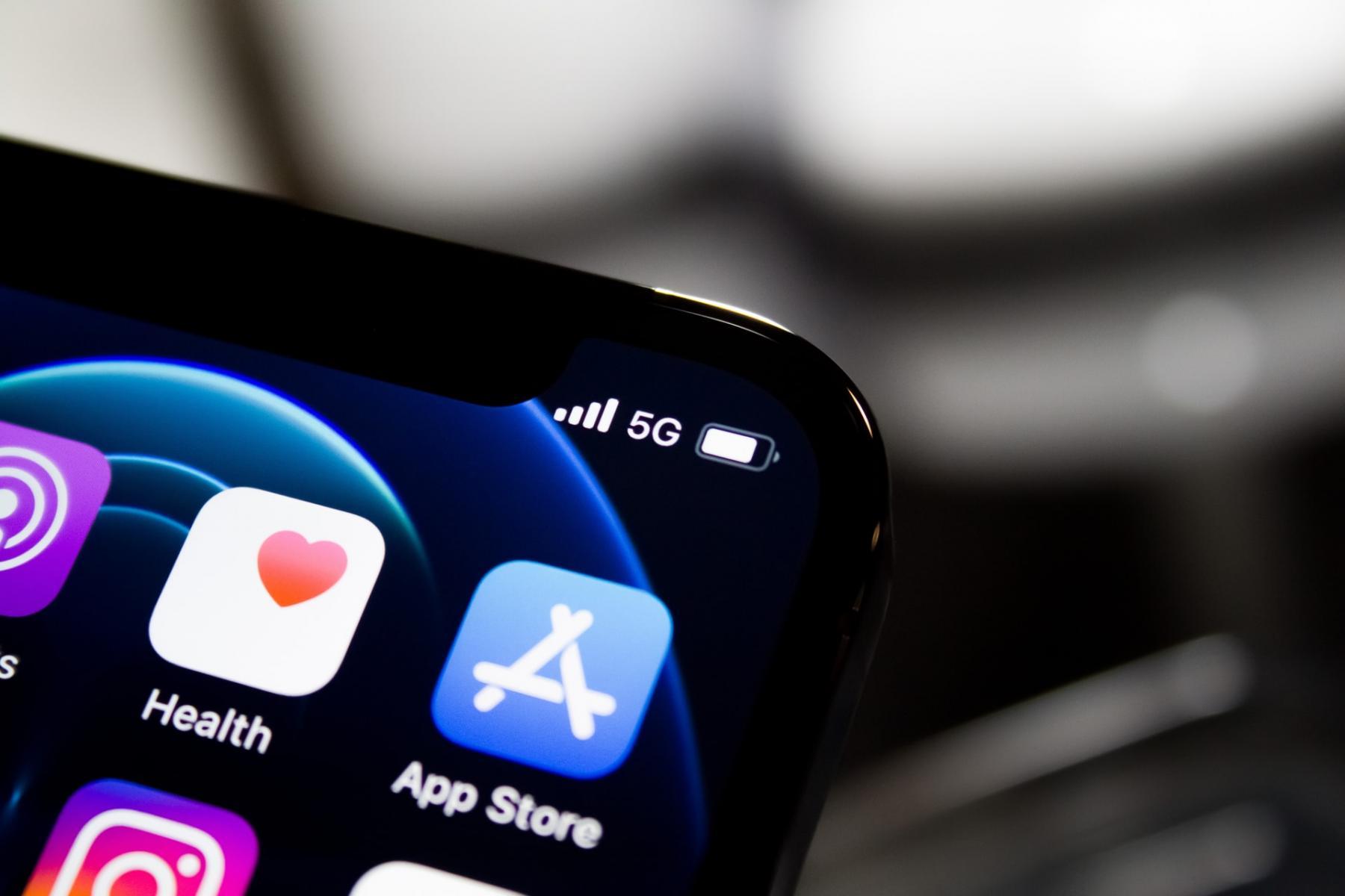 Průmyslové aplikace 5G sítí