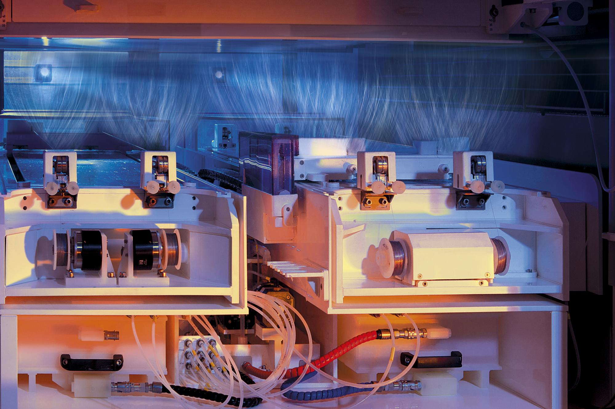 Nanospider™ součástí reindustrializace Hong Kongu